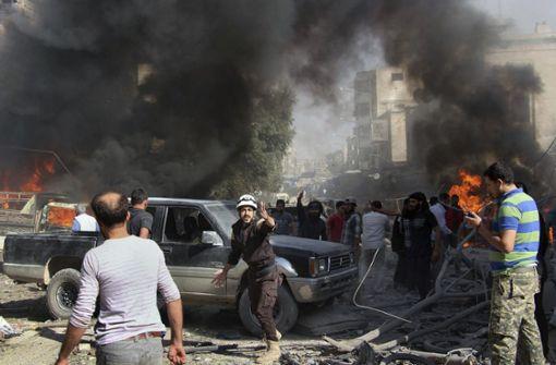 Immer mehr Anzeichen für Schlacht um Rebellenhochburg Idlib