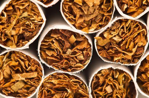 Tausende Zigaretten in Laster gefunden