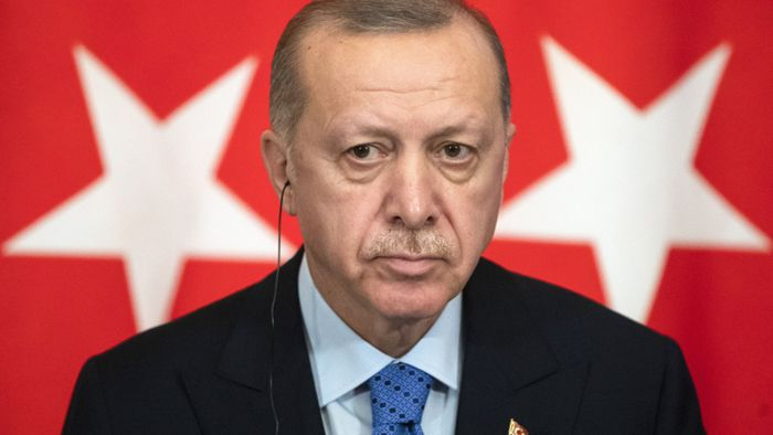 Recep Tayyip Erdogan Nachrichten
