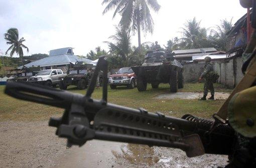 Terrorgruppe droht mit Enthauptung