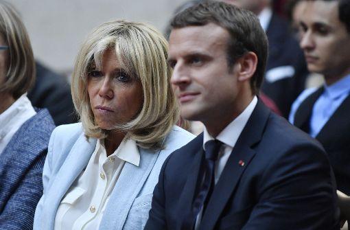 Online-Petition gegen offiziellen Status der Première Dame