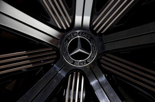 Gewinn von Daimler deutlich unter Vorjahreswert