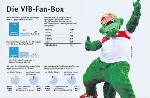 Die VfB-Fan-Box zum 7. Spieltag