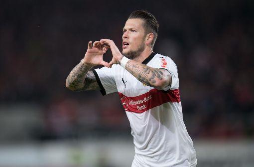 Daniel Ginczek gibt Hoffnung auf DFB-Elf nicht auf