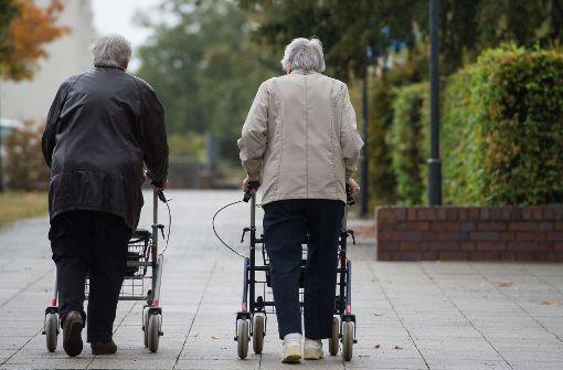 Misshandlungen alter Menschen nehmen zu
