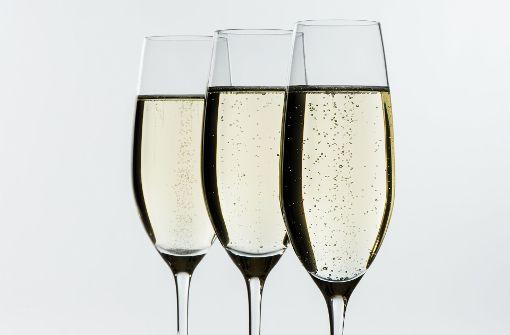 Passagierin randaliert wegen Champagner