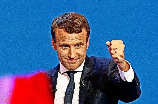Chancen für den sozialliberalen Erneuerer Macron