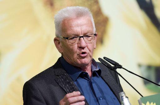 Kretschmann fordert von Muslimen Verfassungstreue