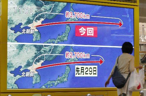 Nordkorea hält an Konfrontationskurs fest