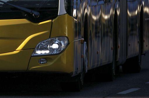 18-Jähriger klaut Linienbus und flieht vor der Polizei