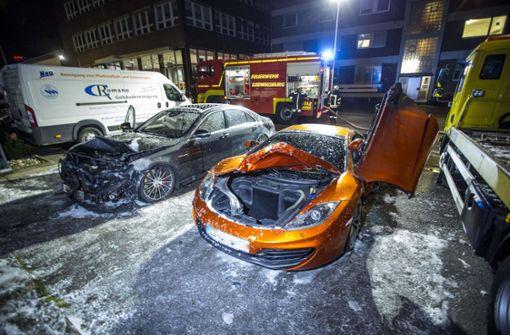 Die Brandursache ist bislang unbekannt. Foto: 7aktuell.de/Simon Adomat