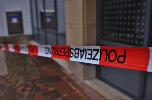 Polizei sucht noch immer nach Räuber
