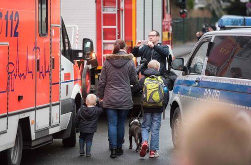 Tödlicher Angriff in Schule erschüttert Eltern und Kinder