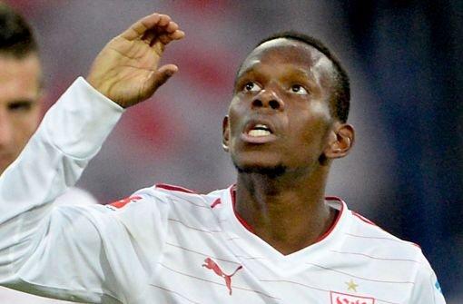 Ibrahima Traoré hatte gegen Eintracht Braunschweig die meisten Torschüsse (6). Er bekommt die Note 2.  Foto: dpa