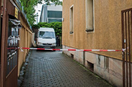 Einer der Tatorte in Nürnberg: Zwei Prostituierte wurden Opfer eines Gewaltverbrechers. Foto: dpa