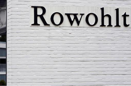 Protest von Rowohlt-Autoren