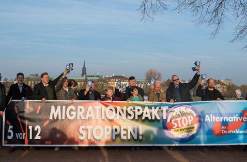 Die CDU hechelt der AfD hinterher