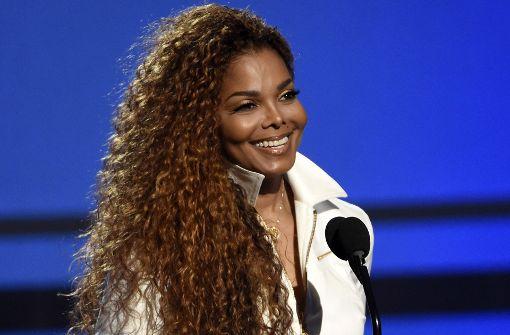 Janet Jackson bringt Sohn zur Welt