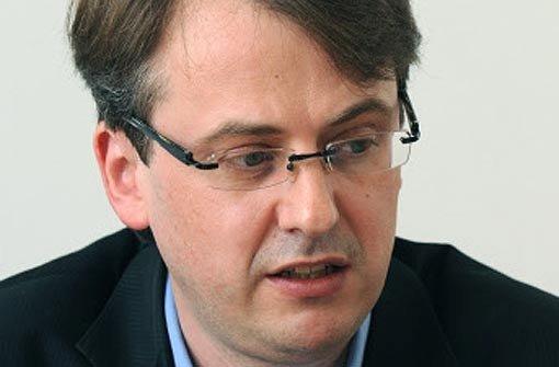 Michael Föll Foto: dpa