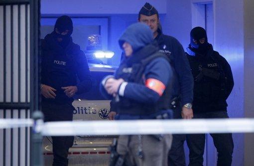 Bei einer Razzia in Brüssel soll es zu einer Explosion gekommen sein. Foto: dpa