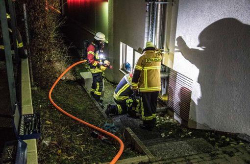 Die Brandmeldeanlage hatte die Feuerwehr alarmiert.  Foto: 7aktuell.de/ Gruber
