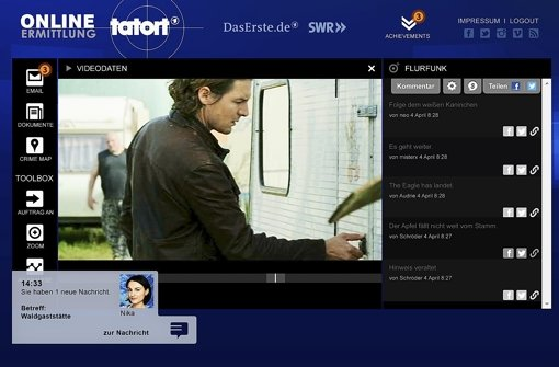"""""""Tatort""""-Premiere auf dem Schlossplatz"""