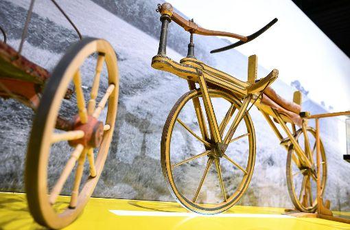 Mannheim feiert 200 Jahre Fahrrad