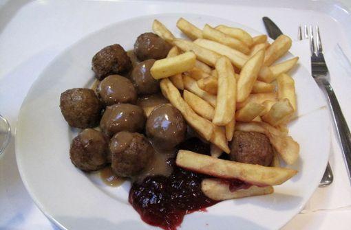 Köttbullar kommen gar nicht aus Schweden
