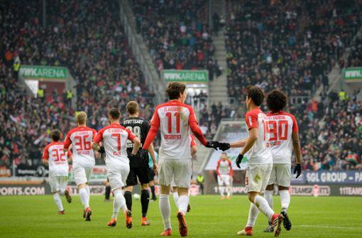 Liveticker zum Nachlesen: VfB beendet Auswärtsfluch