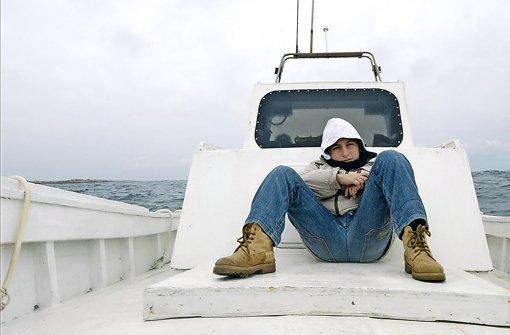 Dokumentarfilmer Gianfranco Rosi   hat auf Lampedusa den Alltag des 12-jährigen Einheimischen Samuele Foto: Berlinale