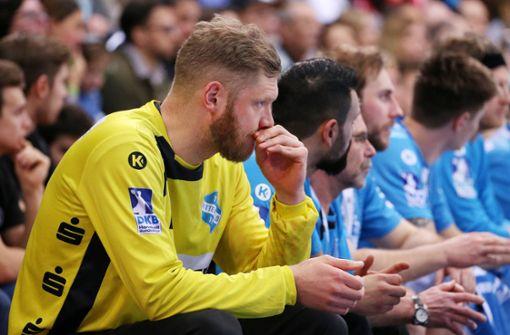 Saison-Aus für Handball-Keeper Johannes Bitter