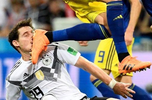 Liveticker: Halbzeit-Schock – Deutschland vor dem Aus