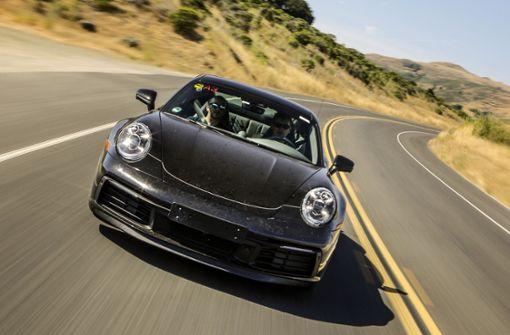 Neues 911-Modell kommt auf den Markt