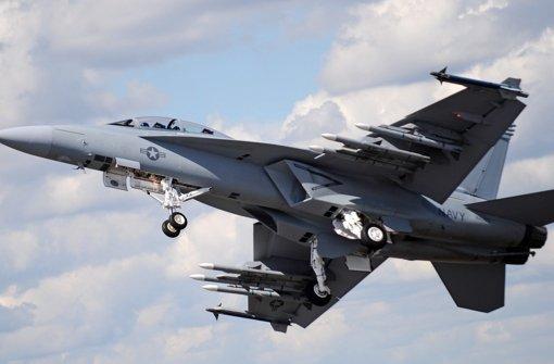 USA fliegen weiter Angriffe auf IS-Miliz
