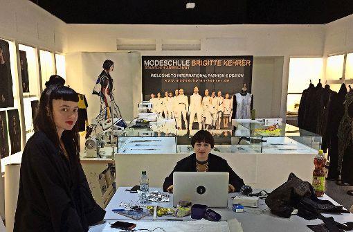 Modeschüler reaktivieren alte Klamotten