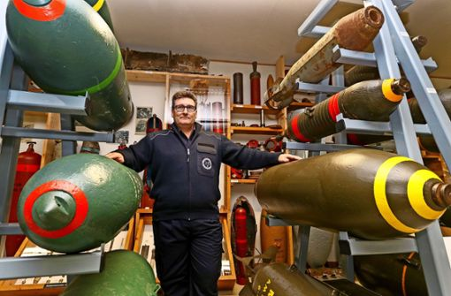 Wo die Bomben in Baden-Württemberg lagern
