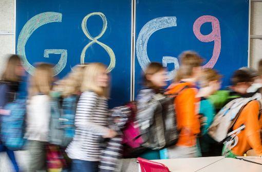 Eisenmann bekennt sich zu G8