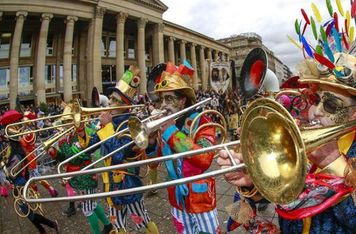 Karnevalisten beraten über Konfetti-Verbot