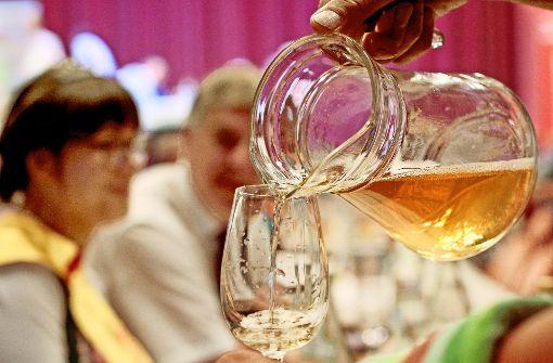Schwäbischer Most als hipper Trend-Drink