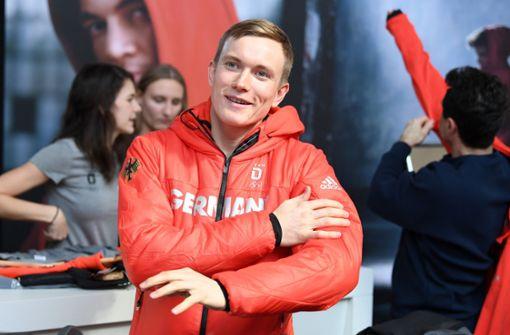 Im Schwarzwald hat Weltmeister Benedikt Doll alles, was er braucht