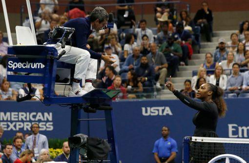 Damen-Tennis-Organisation kritisiert Schiedsrichter