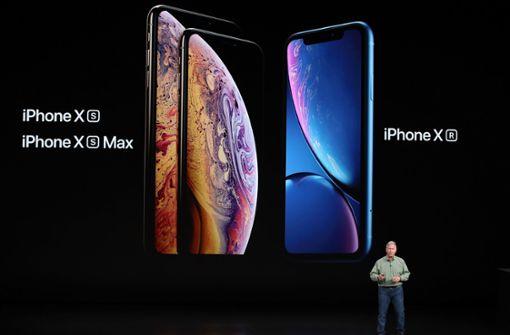 Kein Home-Button mehr in neuen iPhones – Apple Watch misst EKG