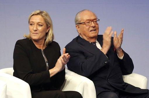 Le Pen aus Partei ausgeschlossen
