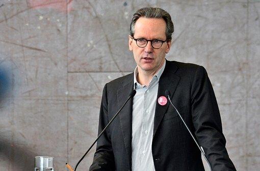 Klaus Gerrit Friese (54), Vorsitzender des Bundesverbandes Deutscher Galerien (BVDG), sieht für die Investition in Kunst einen stabilen Markt. Foto: Kölnmesse