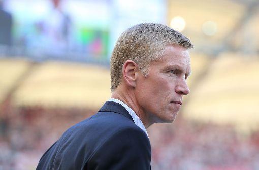 Jan Schindelmeiser muss Verstärkungen vorerst weiter von außen rekrutieren. Foto: Pressefoto Baumann