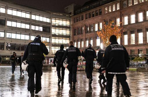 Polizei erhöht Präsenz nach Vergewaltigungsfall