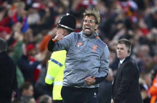 FC Liverpool nimmt Kurs aufs Finale