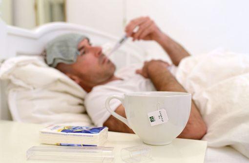 Wie man sich vor der Grippe schützen kann