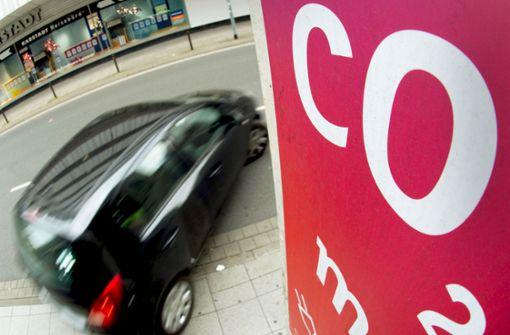CO2-Vorstoß stößt auf heftige Kritik