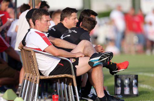 Liveticker vom Testspiel des VfB Stuttgart